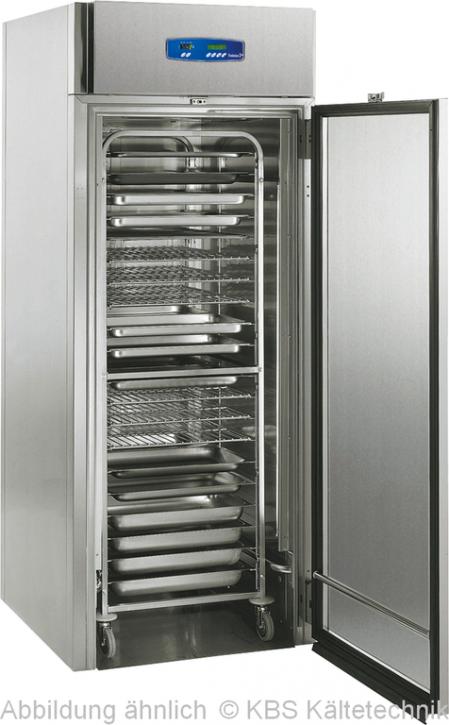 friulinox by KBS Einfahrkühlschrank Euronorm für 400 x 600 mm Backbleche