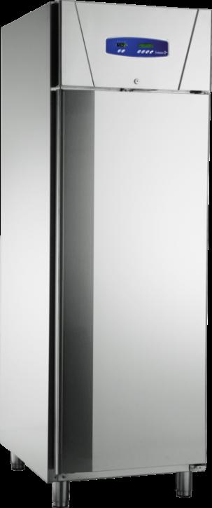 KBS Edelstahlkühlschrank KU 714