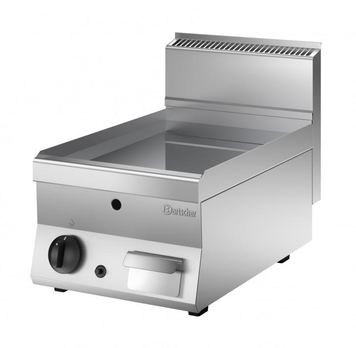 Bartscher Gas Griddleplatte glatt<br>Serie 650 Snack