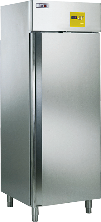 friulinox by KBS Backwarentiefkühlschrank für Backblechmaß EN 600 x 400