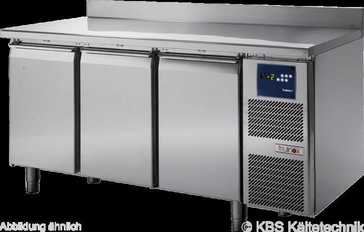 friulinox by KBSKühltisch mit Maschine, 3 Türen, ohne Arbeitsplatte