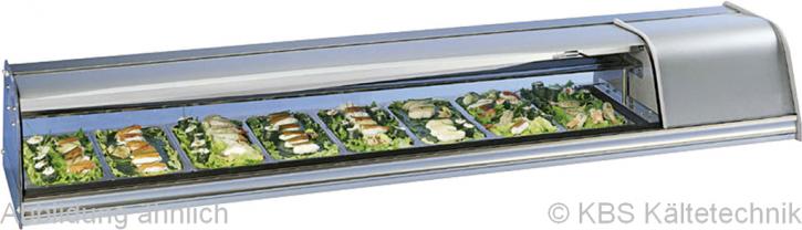 KBS Belegstation Sushi 6 GN 1/3