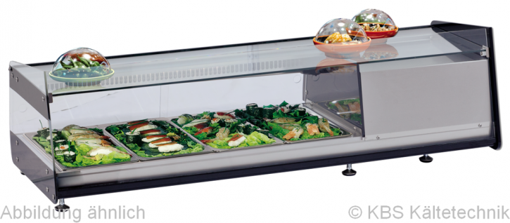 KBS Belegstation Sushi 6 D GN 1/3