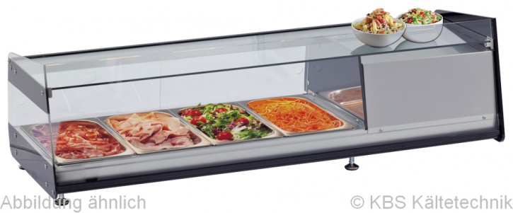 KBS Belegstation Sushi 8 D GN 1/3