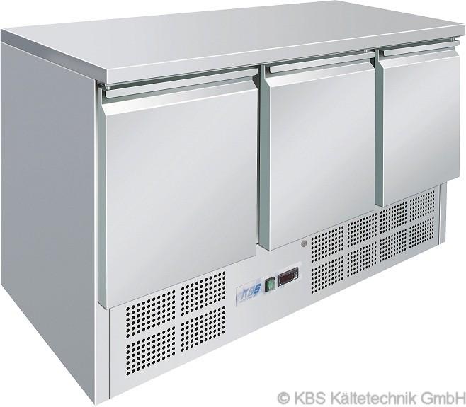 KBS Kühltisch mit 3 Türen