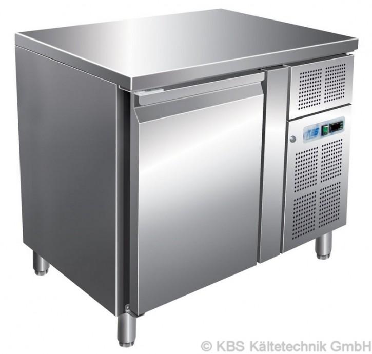 KBS Kühltisch CNS mit einer Tür (GN 1/1)