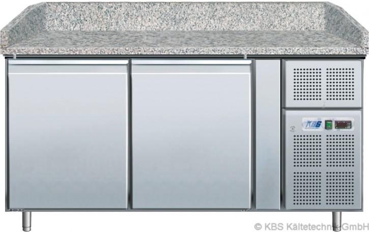 KBS Pizzakühltisch mit 2 Türen