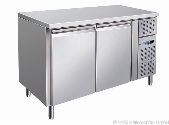 KBS Bäckereikühltisch mit 2 Türen (Einschub EN 600 x 400)