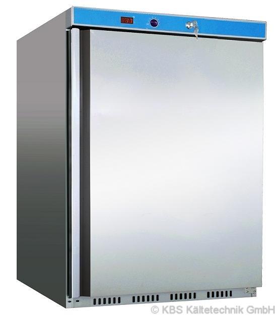KBS Tiefkühlschrank KBS 202 TK CHR