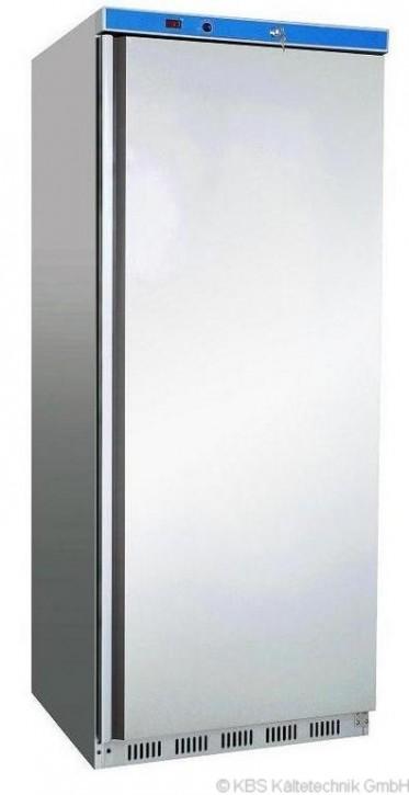 KBS Tiefkühlschrank KBS 602 TK CHR
