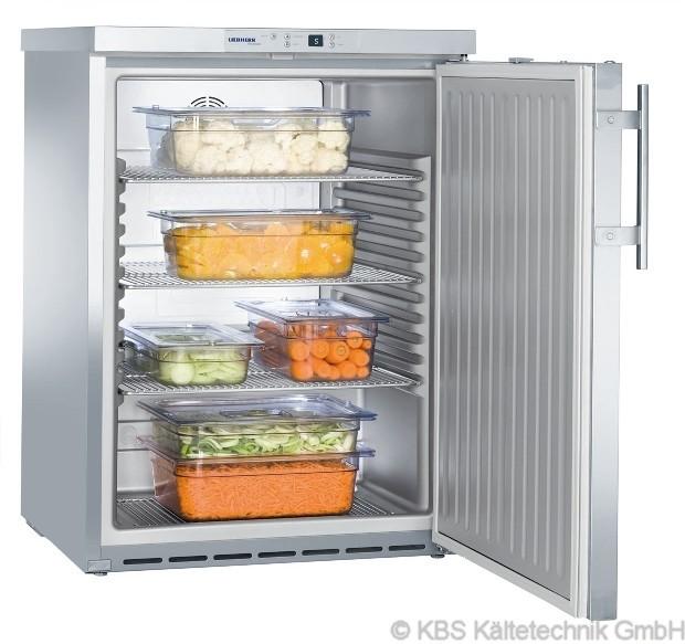 KBS Kühlschrank FKUv 1660 CHR (unterbaufähig)