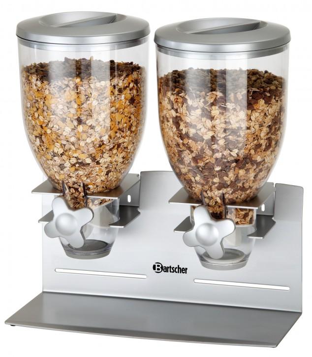 Cerealienspender, doppelt