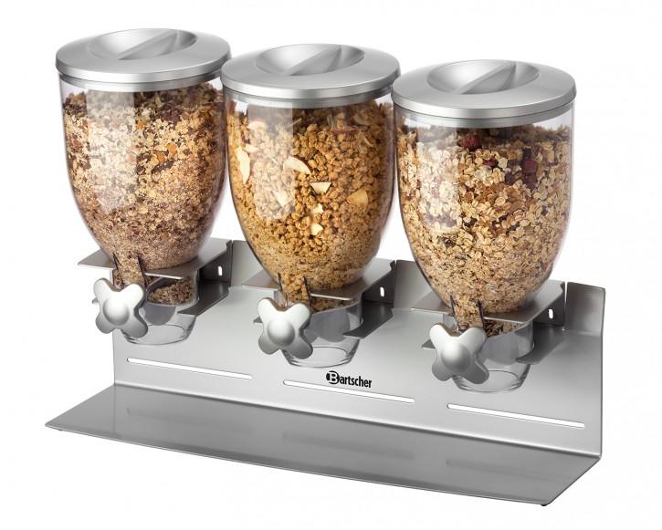 3-er Cerealienspender