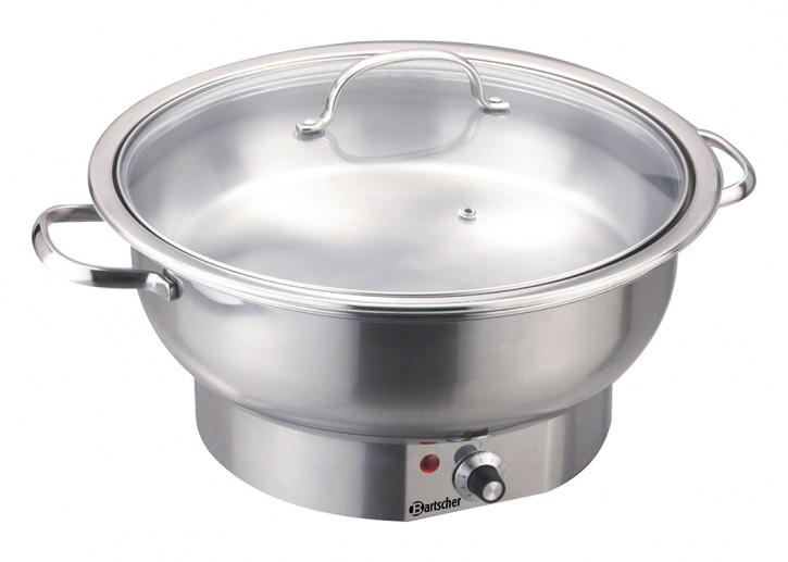 Bartscher Chafing Dish, EL, rund, 3,8L