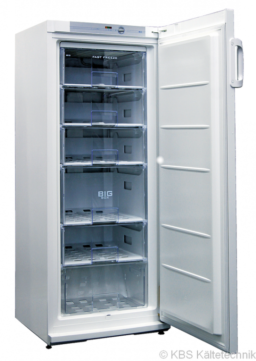 KBS TK 220 Energiespar-Tiefkühlschrank