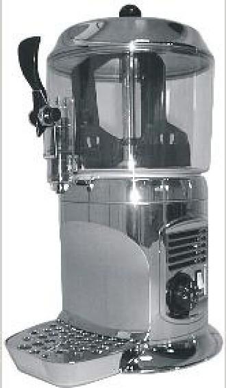 Nosch Hotdrink Silver