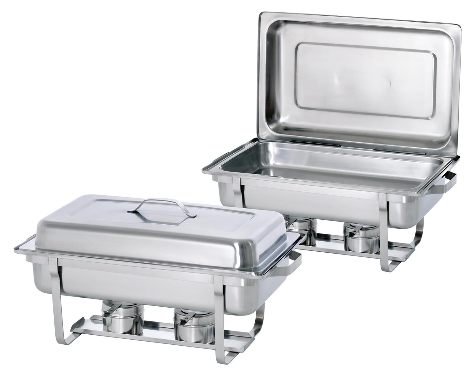 Chafing Dishes/Speisenwärmer