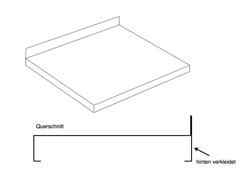 arbeitsplatte edelstahlm bel edelstahl k chenplatte. Black Bedroom Furniture Sets. Home Design Ideas
