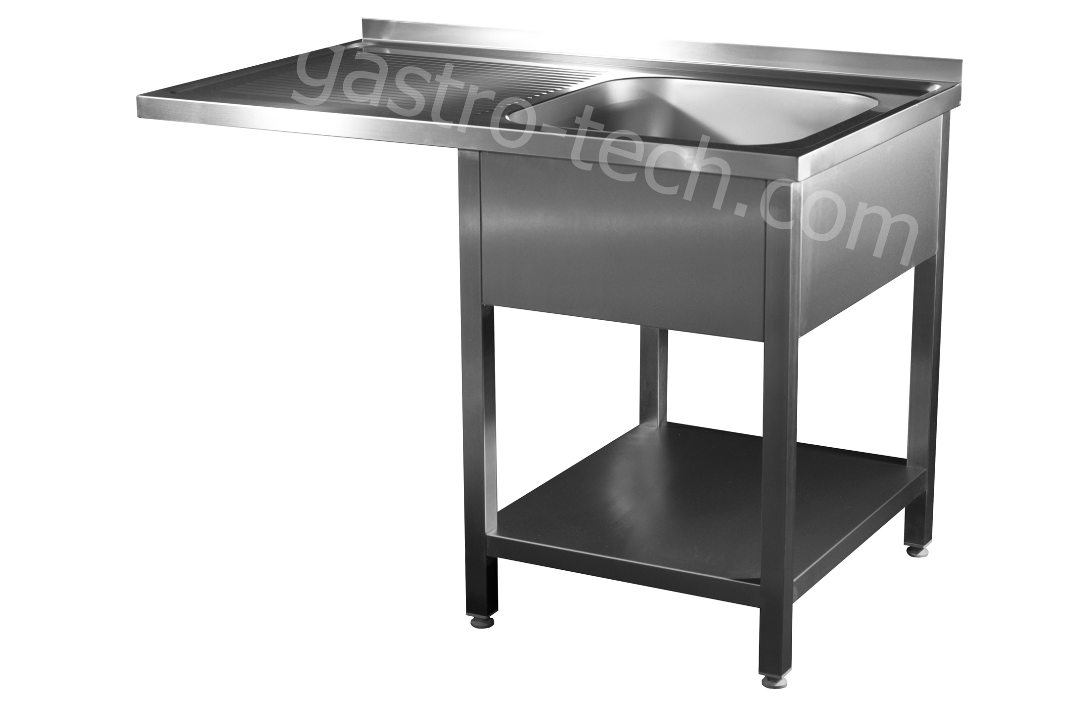 edelstahl sp lcenter b 120 t 60 h 85 1 be re verschwei t sp ltisch sp lmaschine ebay. Black Bedroom Furniture Sets. Home Design Ideas